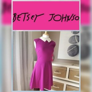 Betsy Johnson, NWT, fit and flare dress